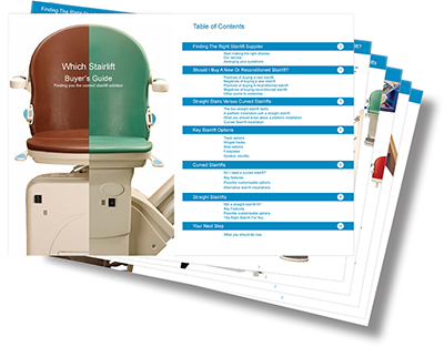 Download the free which stairlift buyer's guide